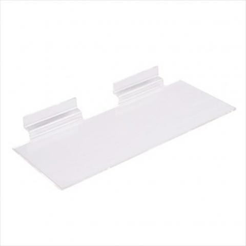 slatwall accessories - slatwall plastic shoe shelf