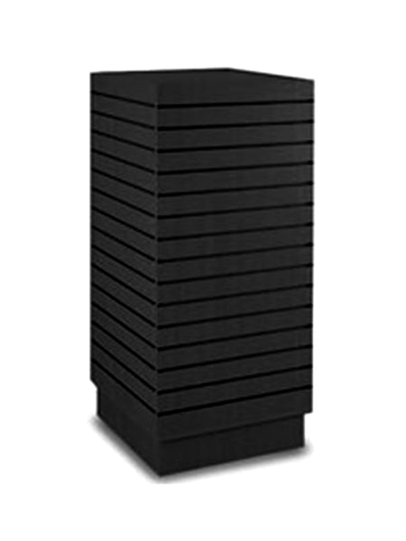 Slatwall display - Cube Tower --- WDCTB, WDCTM, WDCTW