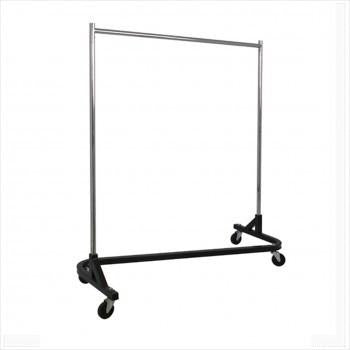 Clothes rack - Heavy duty Z rolling rack