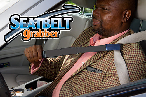 The Seatbelt Grabber