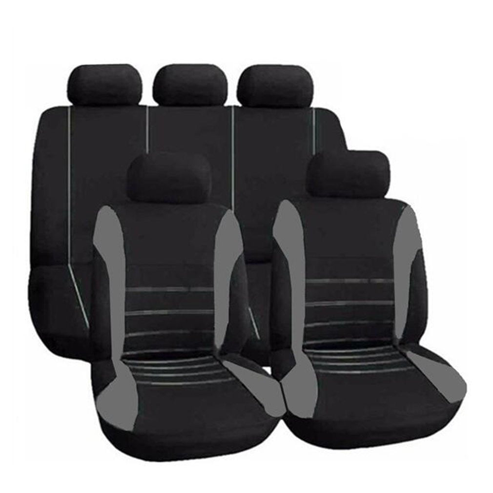 Universal Car Seat Cover Complete Seat Crossover Automobile Interior Accessory