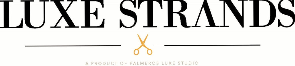 LUXE STRANDS by PALMEROS LUXE STUDIO