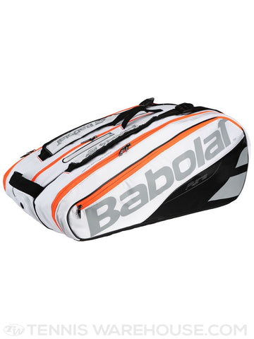 Babolat Pure Strike 12 Pack Bag White