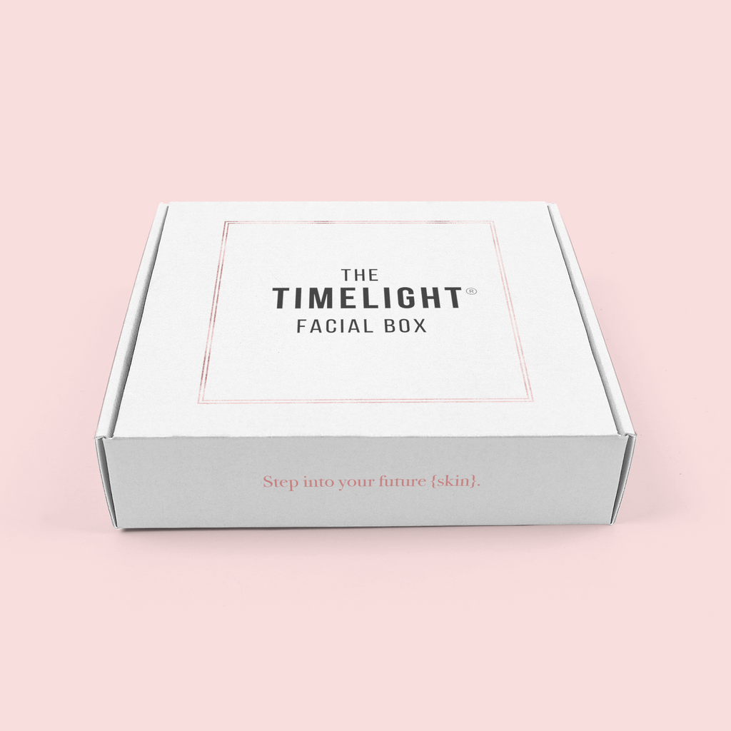 NEW! The TimeLight® Facial Box
