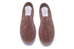 Brownstone Suede Espadrille | Men's