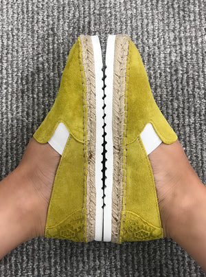 NEW Citrus Suede Espadrilles | Women's