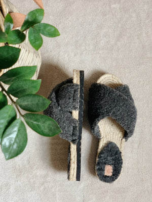 Ayna Wool Slippers