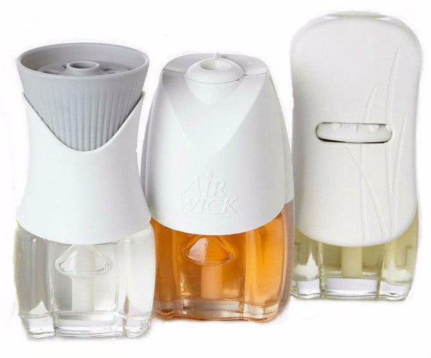 How To Adjust Fragrance Level On Glade Or Air Wick Plug In Air