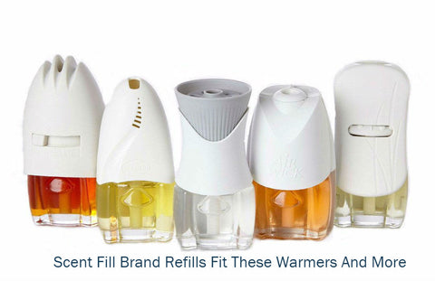 Types of Scented Oil Warmers