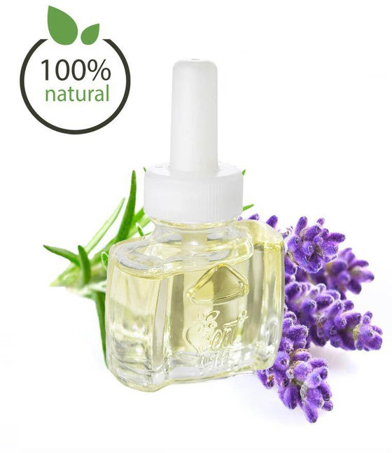 100% Natural Lavender Plugin Air Freshener Refills