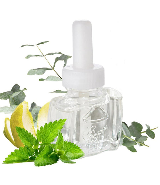 NEW VERSION - Eucalyptus Spearmint Plug in Refill - Fits Air Wick® and more