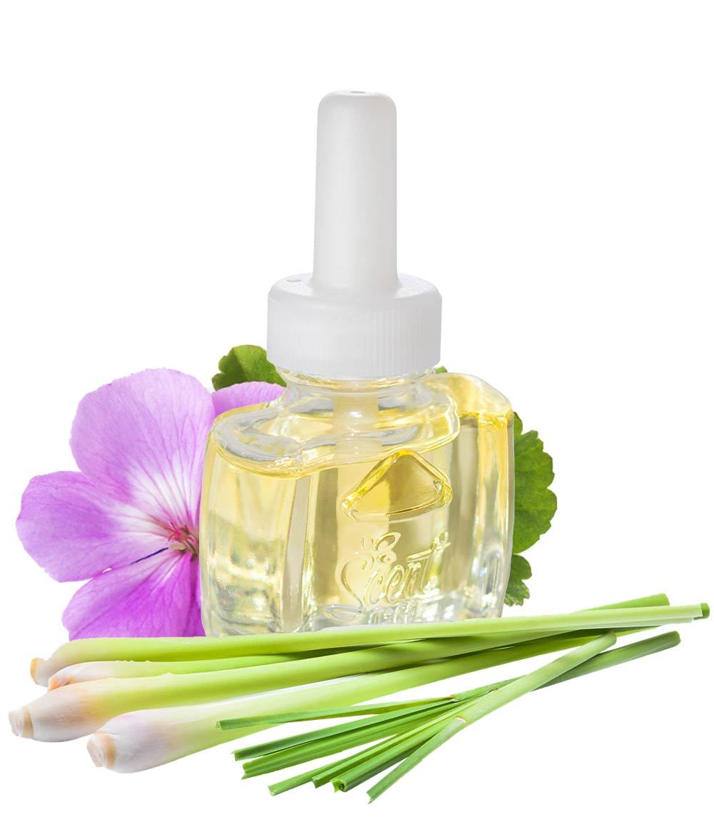 Natural Geranium Lemongrass Air Freshener