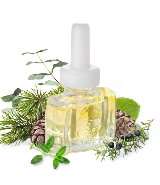 Fir Pine and Sycamore Scented Oil Refill for Glade Plugin Air Wick Plug in