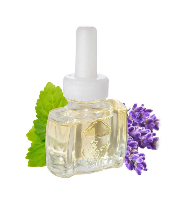 Patchouli Vanilla plugin  Scented oil refill air freshener