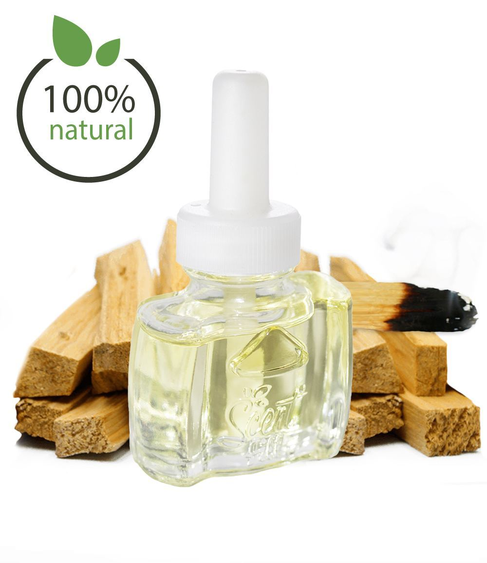 Palo Santo 100% Natural Fragrance Air Freshener for Plug in