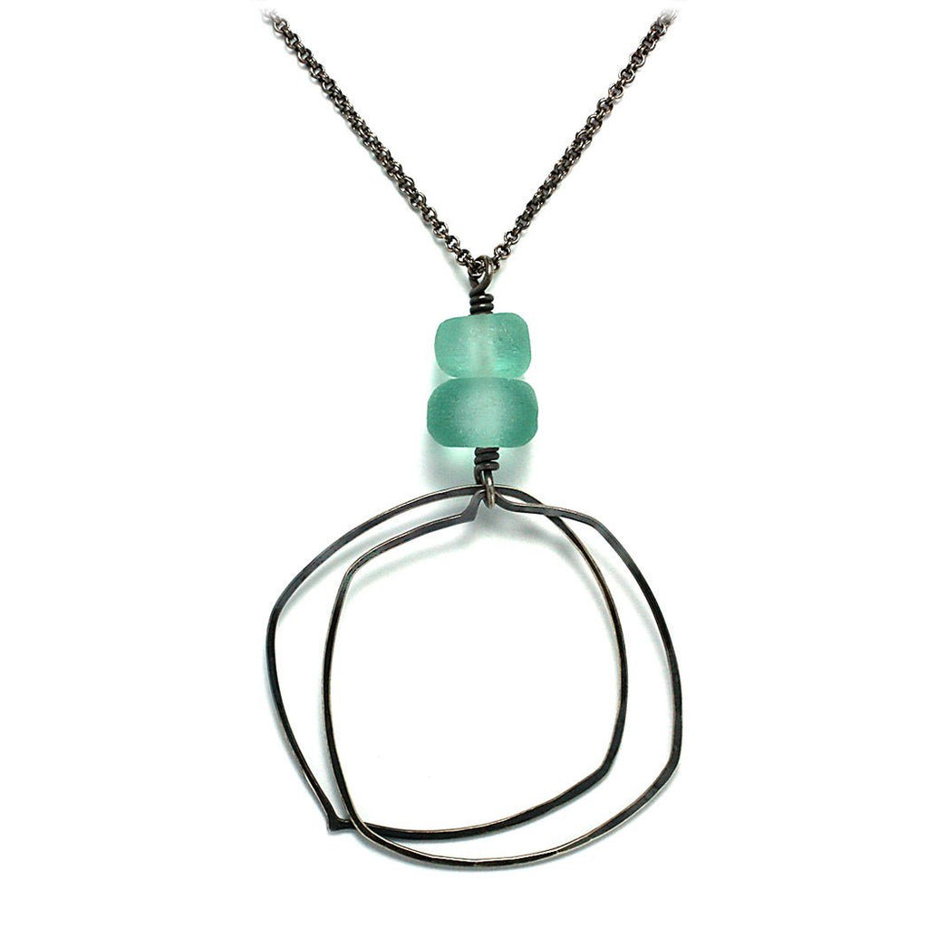 Sterling Silver Jewelry | 13 Degree Necklace | Michele Lee | Rarefy Studio