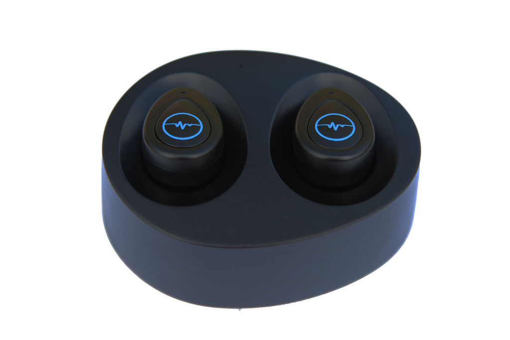 Vital wireless earbuds. The best wireless bluetooth earphones on the market is about an inch in size, light, and fits comfortably in your ear. Best fitting earphones. Strong solid wireless bluetooth connection. Cheap wireless earbuds. Apple headphones.