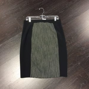 We went with a pencil skirt by Elie Tehari, Size 10, $89.99