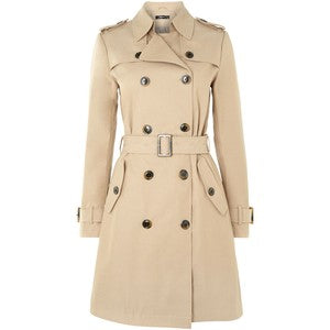 This is a Hallhuber Classic Trench Coat