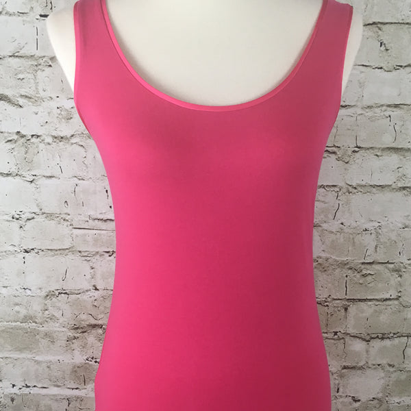 Stretch Knit Tank Top