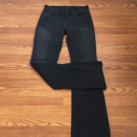 7 For All Mankind High-Waisted Jeans