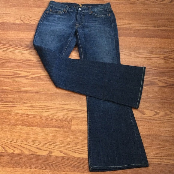 7 For All Mankind Medium Rinse Jeans