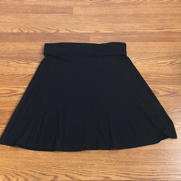 Gap Black Circle Skirt
