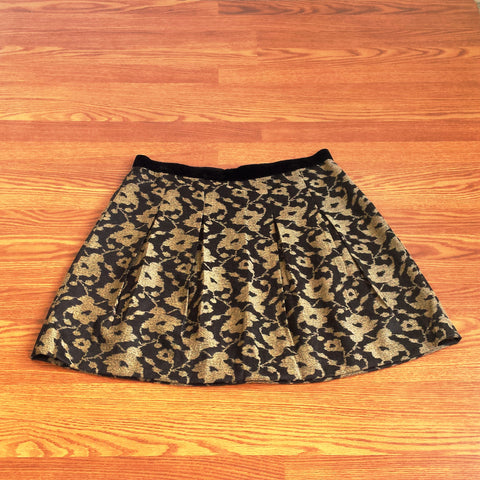 Loft Brocade Skirt (NWT)