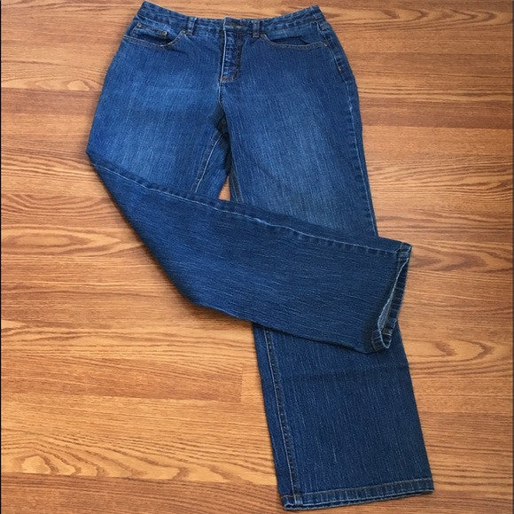 Talbots' High-Rise Jeans