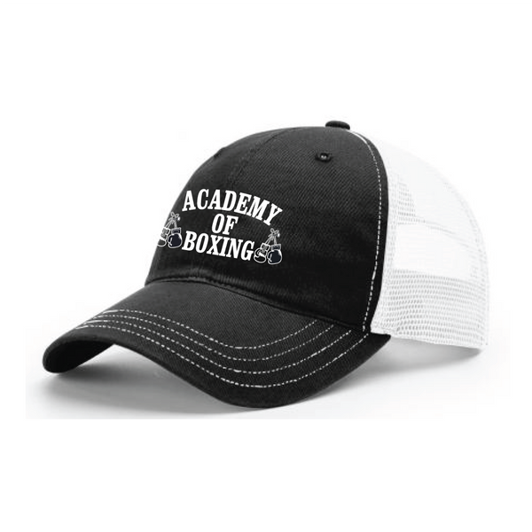 AOB (Embroidered Cap) - GARAGE68, Inc.