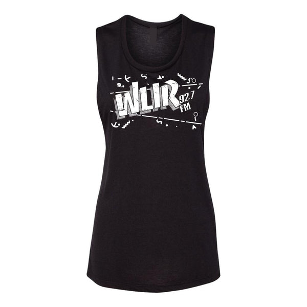 Space Oddity (Sleeveless Tee) - GARAGE68, Inc.
