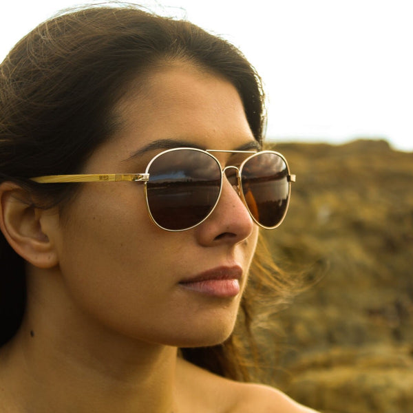 Aviator Sunnies by Moana Road