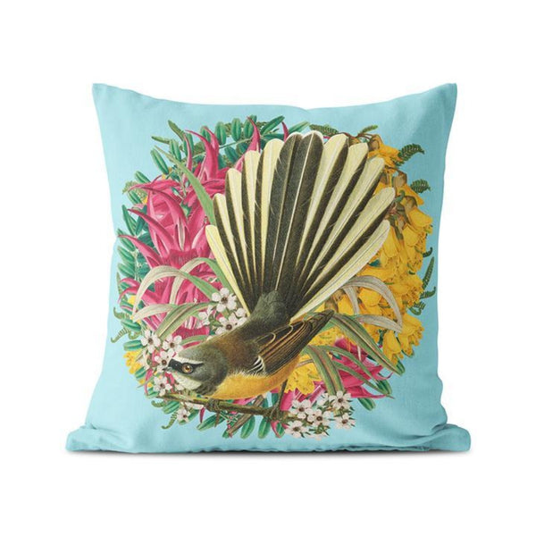 Botanical Fantail cushion