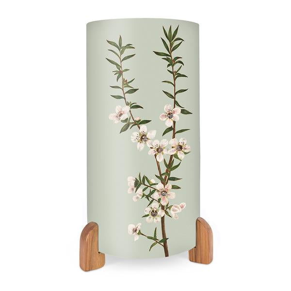 Jade Kiwi Kaikoura Gifts Souvenirs Table Lamp Manuka