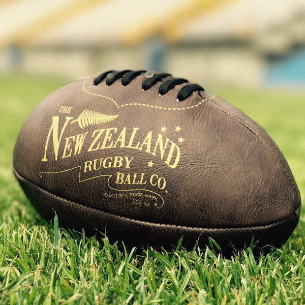 The New Zealand Rugby Ball