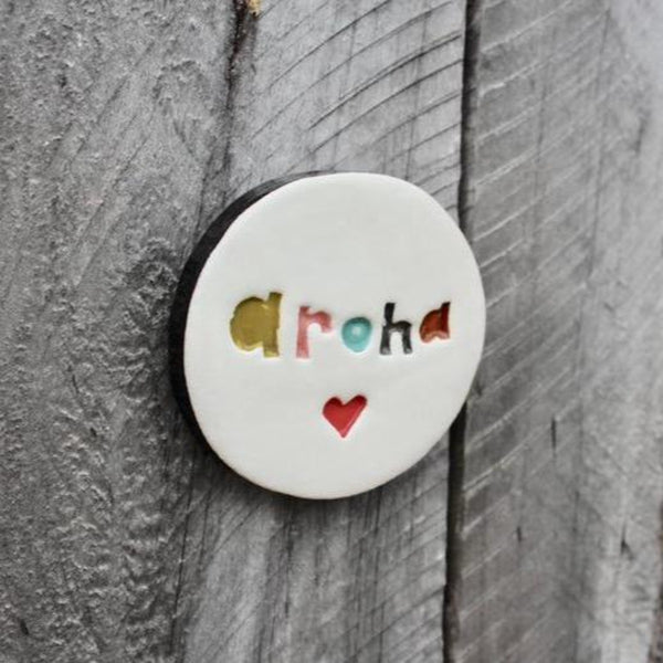 Aroha Ceramic Disc