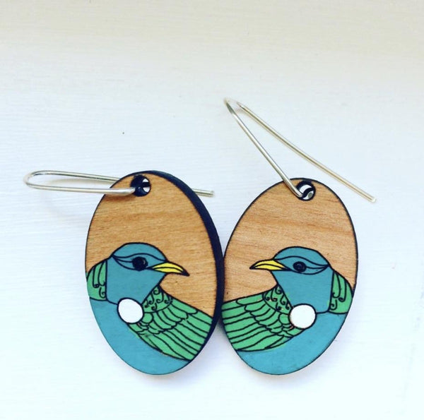 JHD Tui Earrings