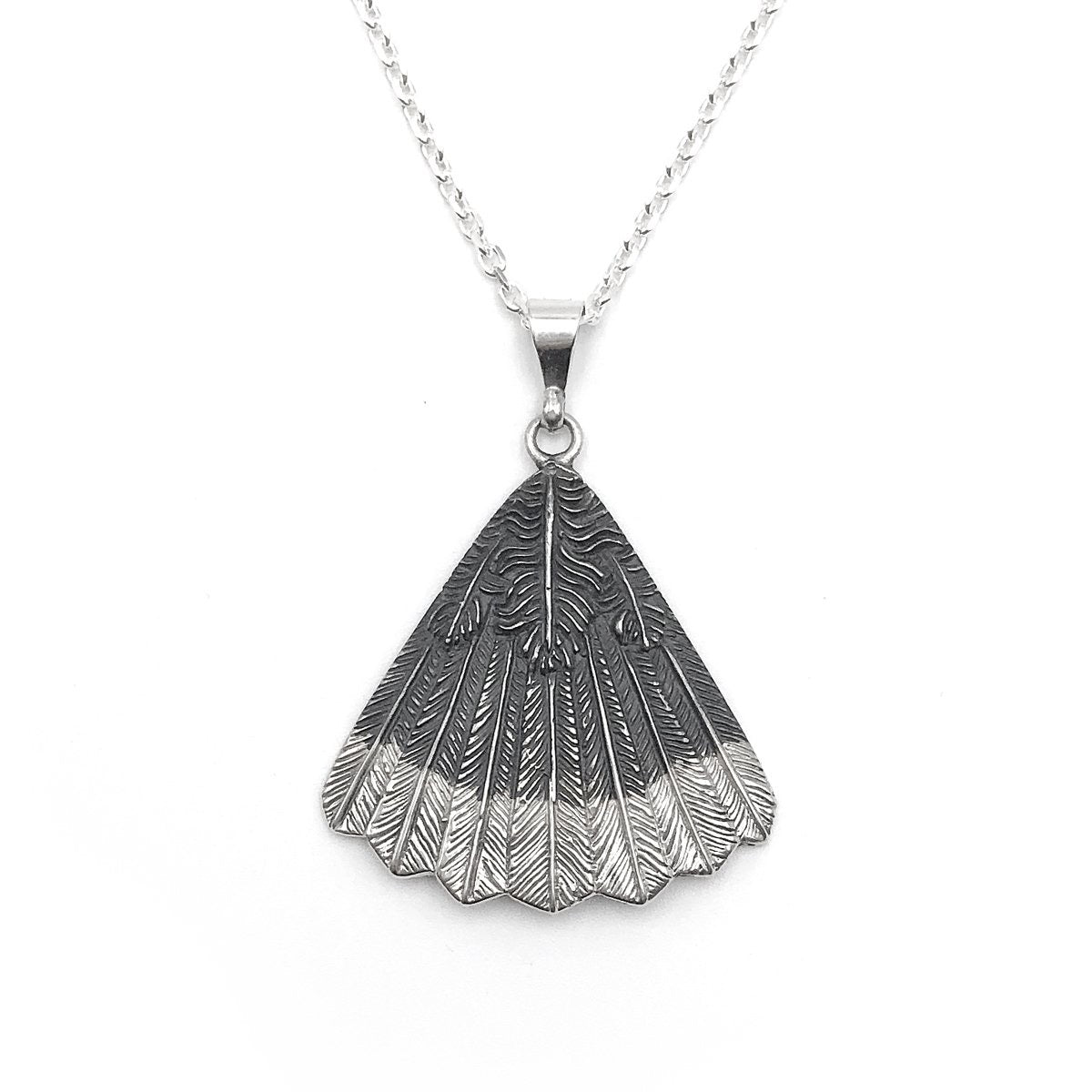 Huia Fan Necklace
