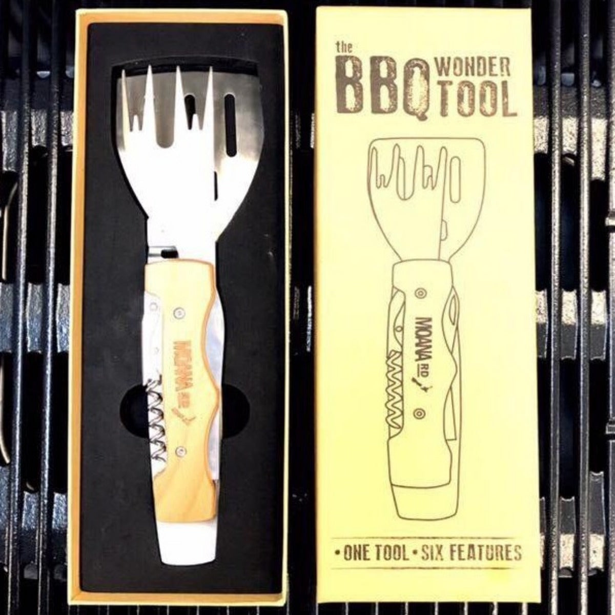 BBQ multi Tool by Moana Road