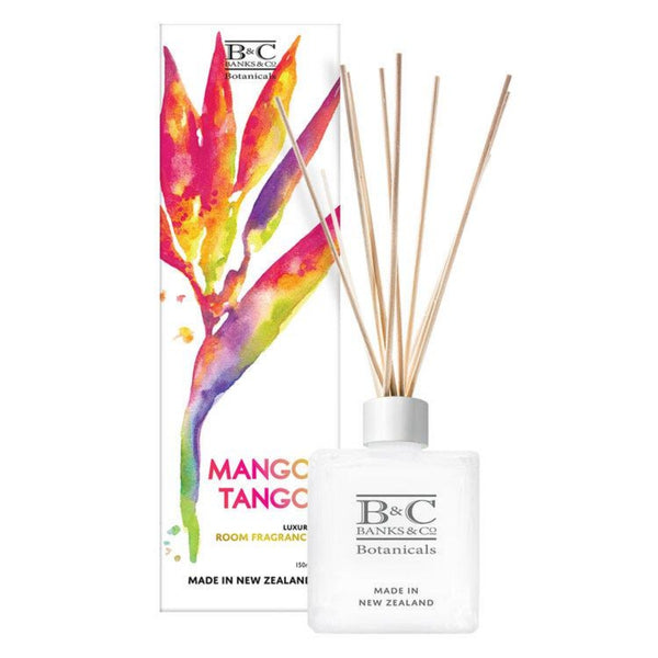 Banks & Co Room Diffuser - Mango Tango