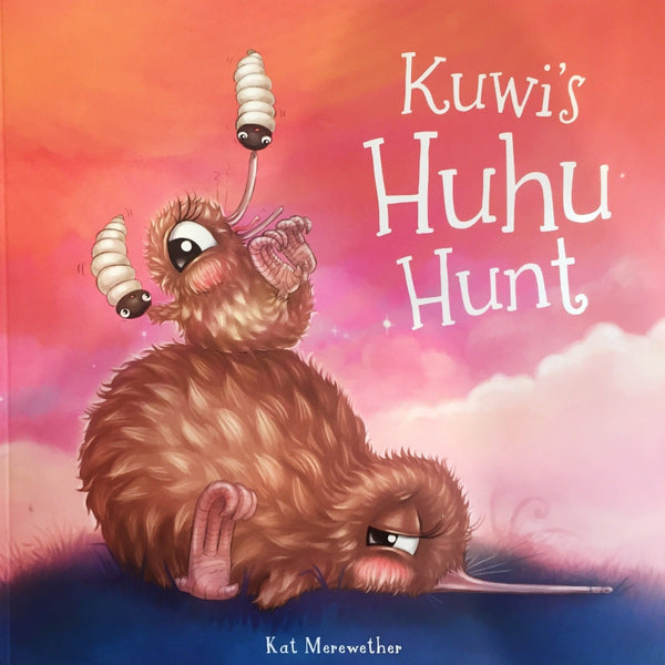 jade kiwi kaikoura kuwis huhu hunt childrens book