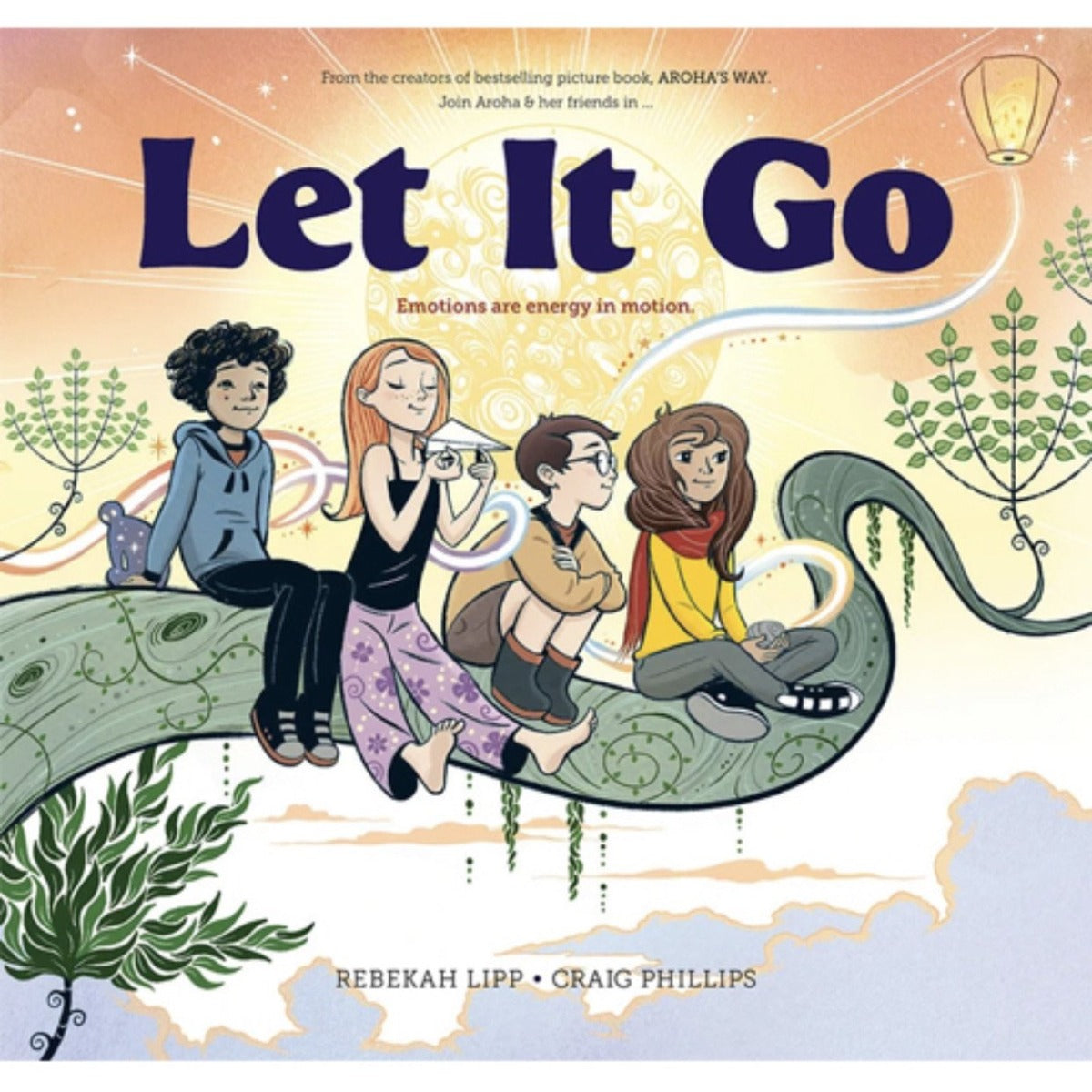 Let it Go children's book