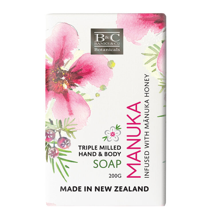 Banks & Co Hand and Body Soap - Manuka