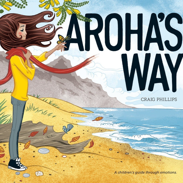 jade kiwi kaikoura arohas way childrens book craig philips