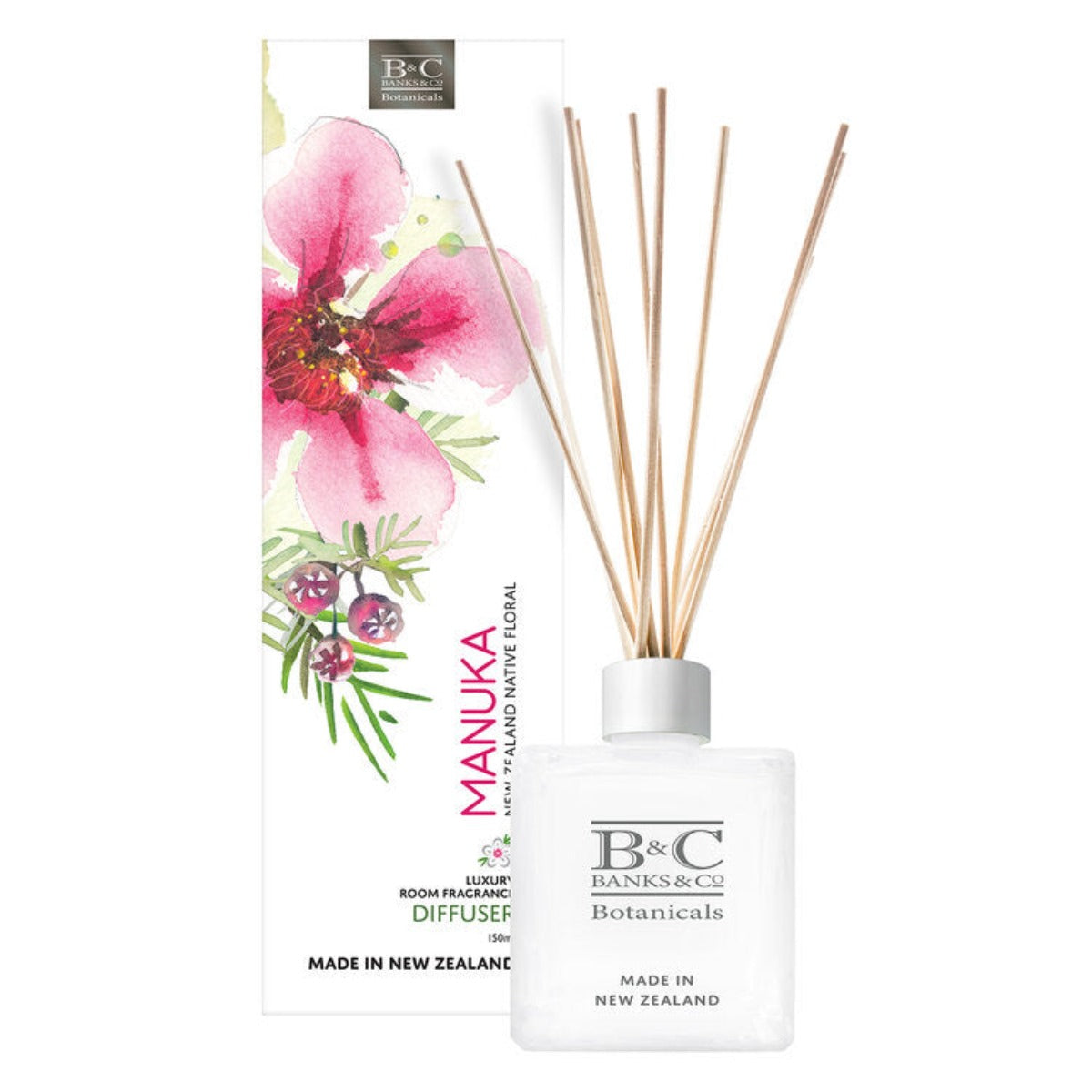Banks & Co Room Diffuser - Manuka
