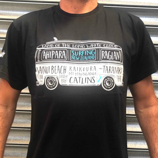 Moana Road Surf Destination T-Shirt