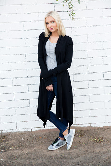 Tencel Thermal Duster