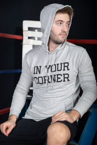 French Terry IN YOUR CORNER Boxing Hoodie