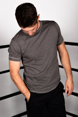 Cotton Slub Tee