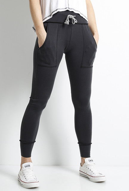 Tencel Jersey Slim Sweatpant